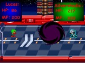 Free-sonic-game-in-space