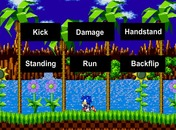 Sonic-puppet-game