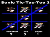Sonic-tic-tac-toe-game