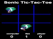 Sonic-tic-tac-toes-game