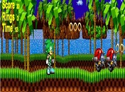 The-adventures-of-sonic-green
