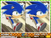 Sonic-a-rozdiely